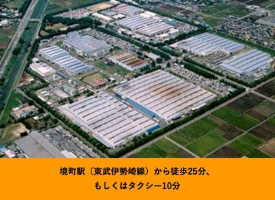 日野自動車 新田工場