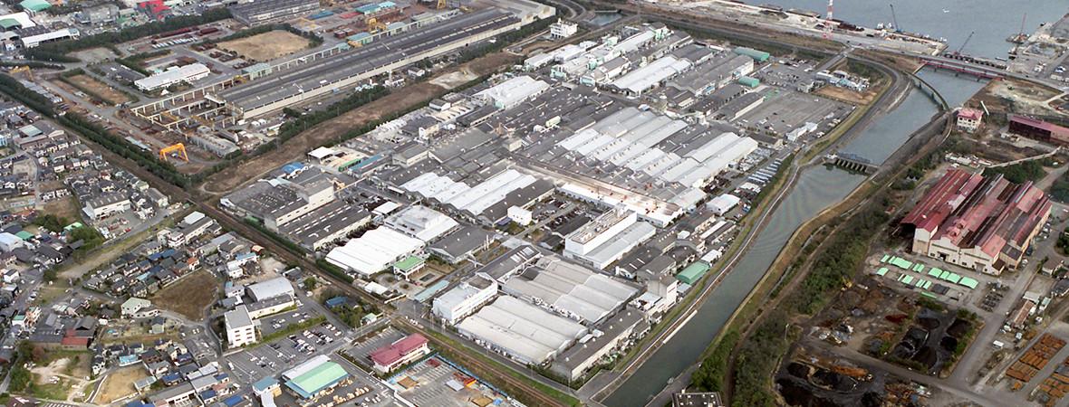 日本ガイシ 知多工場